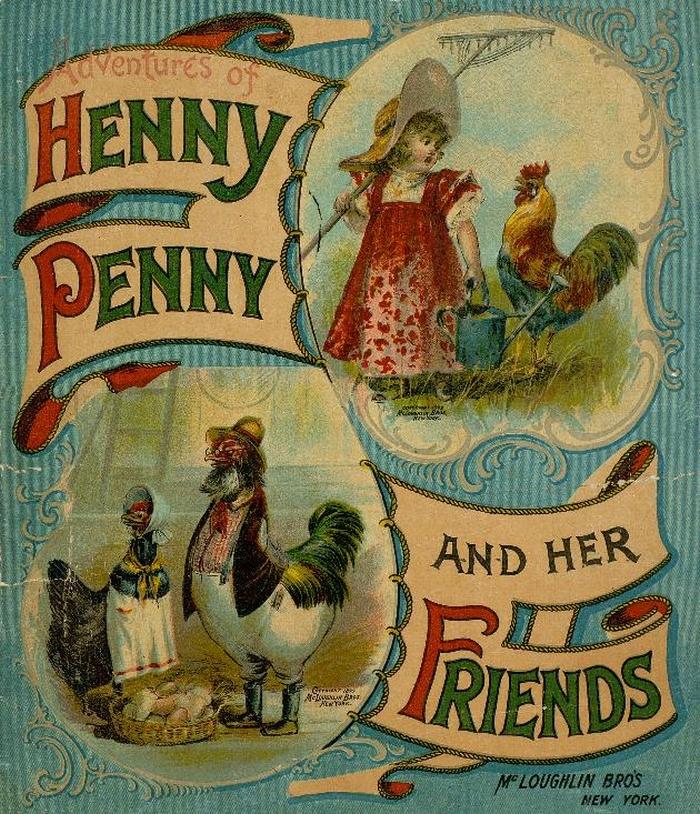 В свободном доступе опубликованы более шести тысяч оцифрованных детских книг 19 века  3