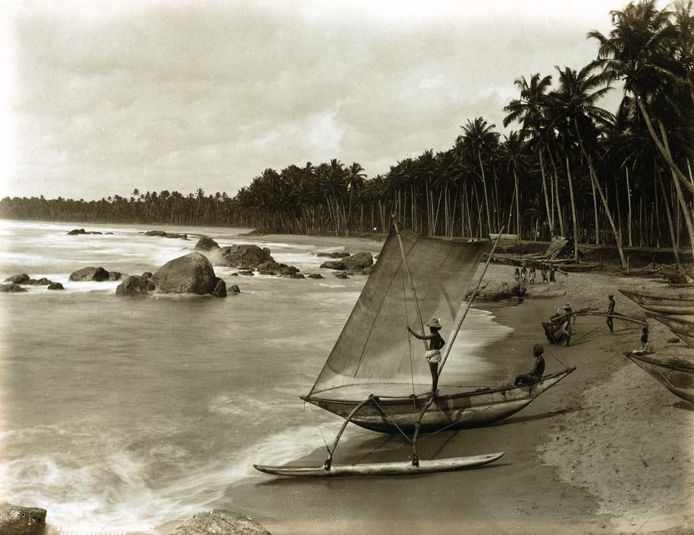 Редчайшие фотографии о повседневной жизни Шри-Ланки в 1880-х годах 13