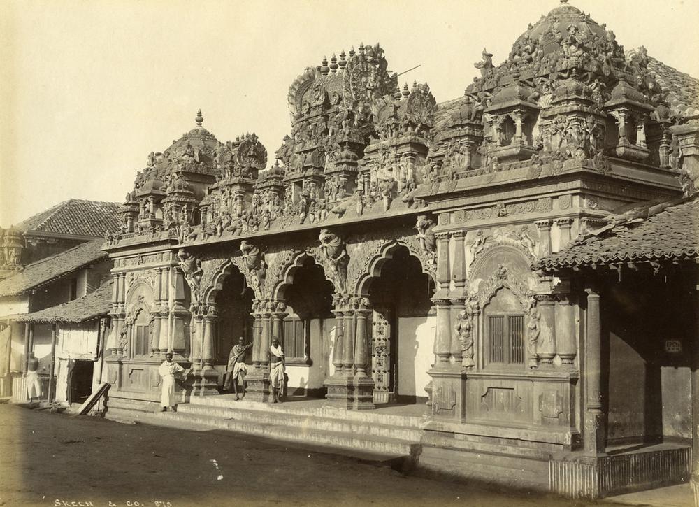 Редчайшие фотографии о повседневной жизни Шри-Ланки в 1880-х годах 3