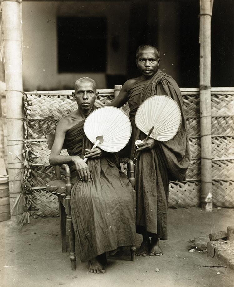 Редчайшие фотографии о повседневной жизни Шри-Ланки в 1880-х годах 4