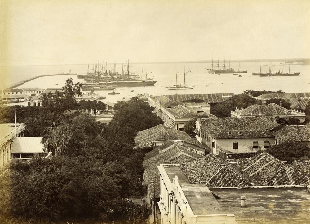 Редчайшие фотографии о повседневной жизни Шри-Ланки в 1880-х годах 5