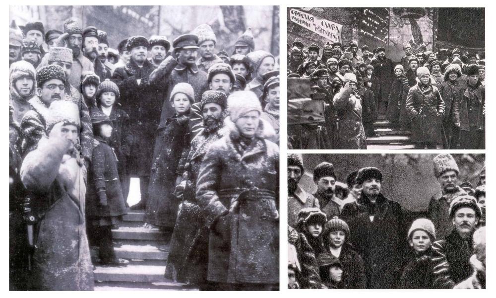fotoshop v stalinskuyu epohu 1