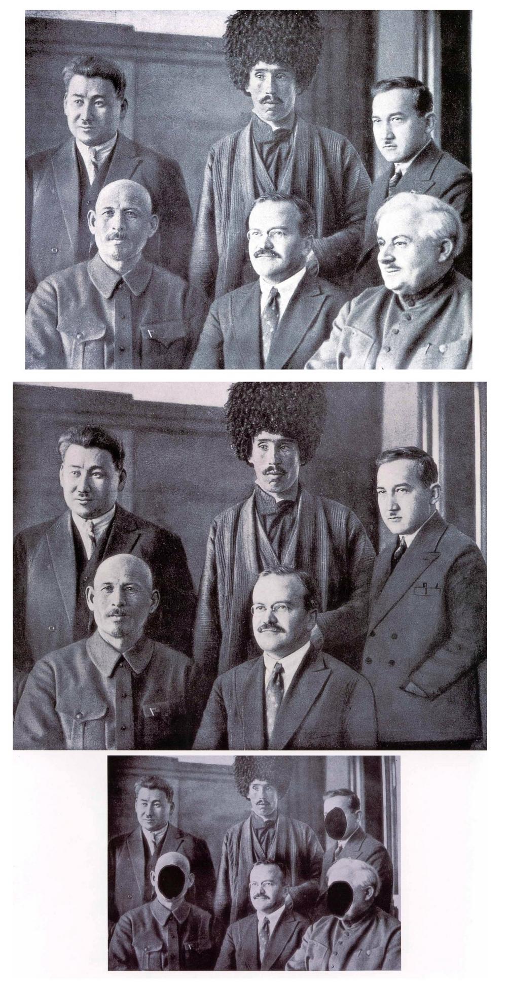 fotoshop v stalinskuyu epohu 8