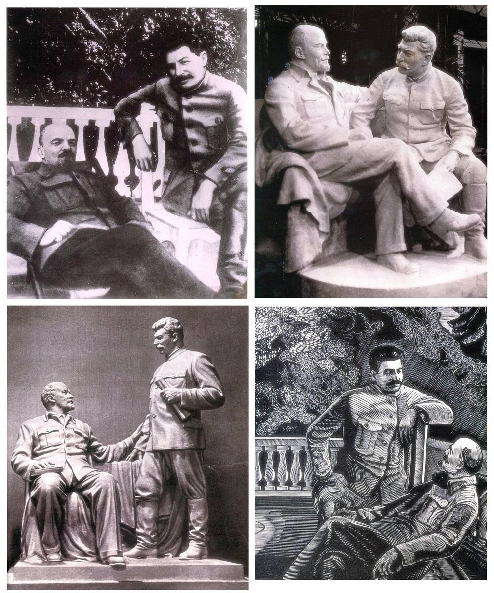 fotoshop v stalinskuyu epohu 9