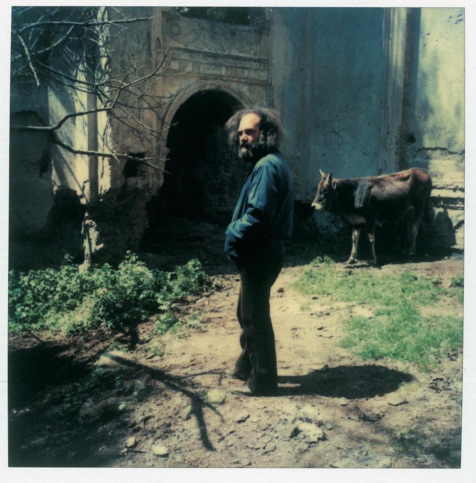 Андрей Тарковский фотографии полароид 85