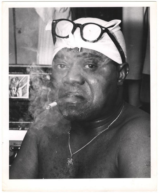 Луи Армстронг, Новый Орлеан 1950-1