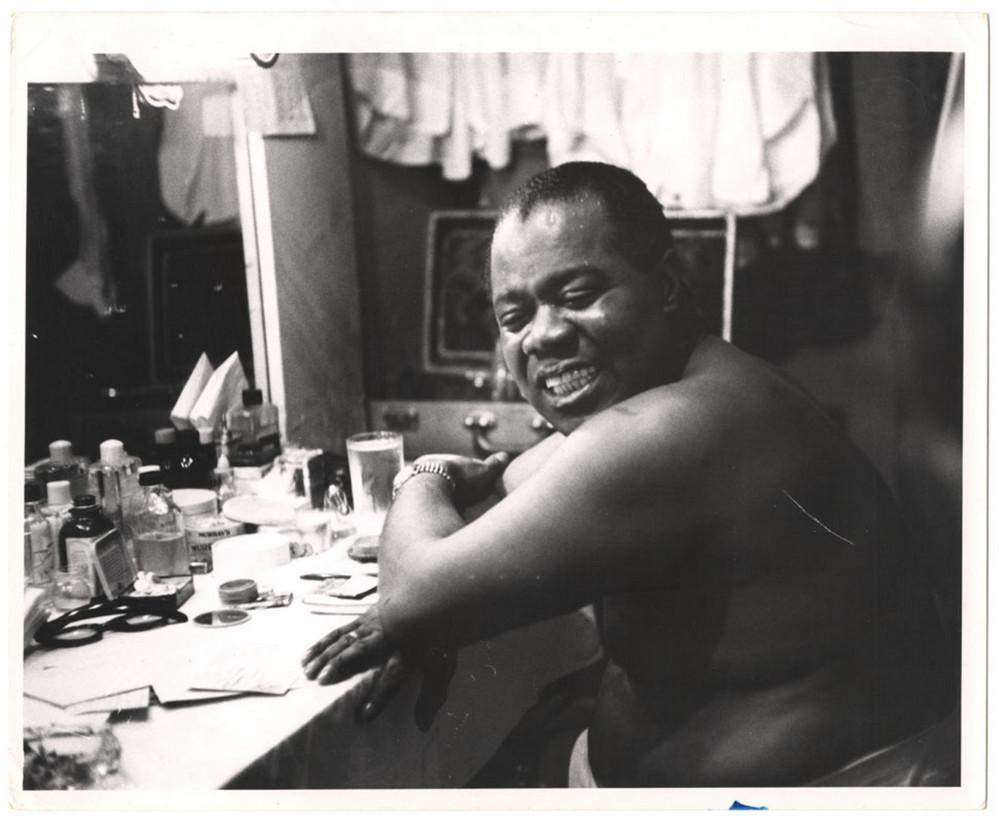 Луи Армстронг, Новый Орлеан, 1950