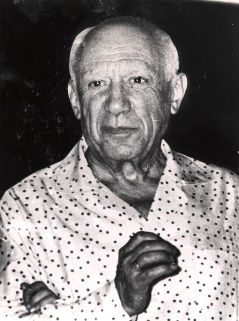 Пабло Пикассо, 1960