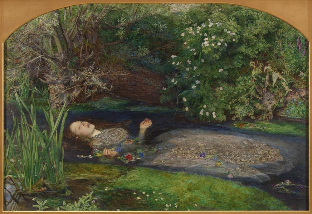 Галерея Тейт опубликовала онлайн более 70 000 изображений: картины, фотографии, дневники и письма художников  1
