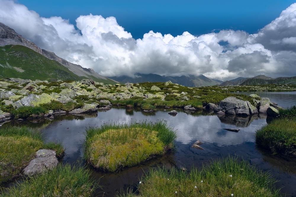 Осенняя Колыма, туманы Приморья, озёра и горы в пейзажных фотографиях Тони Андреевой  1