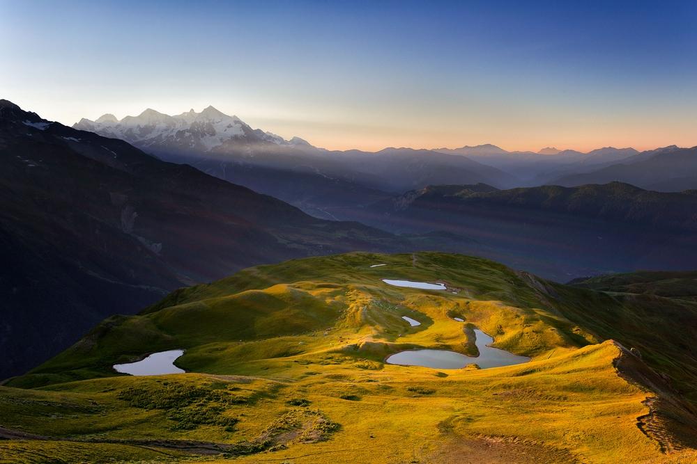 Осенняя Колыма, туманы Приморья, озёра и горы в пейзажных фотографиях Тони Андреевой  11