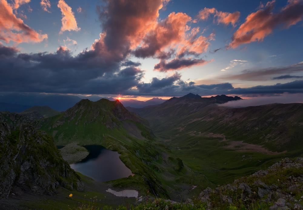 Осенняя Колыма, туманы Приморья, озёра и горы в пейзажных фотографиях Тони Андреевой  14