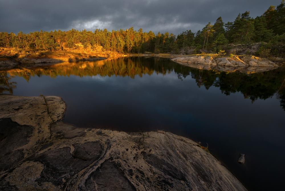 Осенняя Колыма, туманы Приморья, озёра и горы в пейзажных фотографиях Тони Андреевой  17