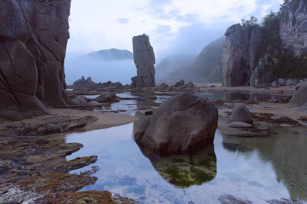 Осенняя Колыма, туманы Приморья, озёра и горы в пейзажных фотографиях Тони Андреевой  6