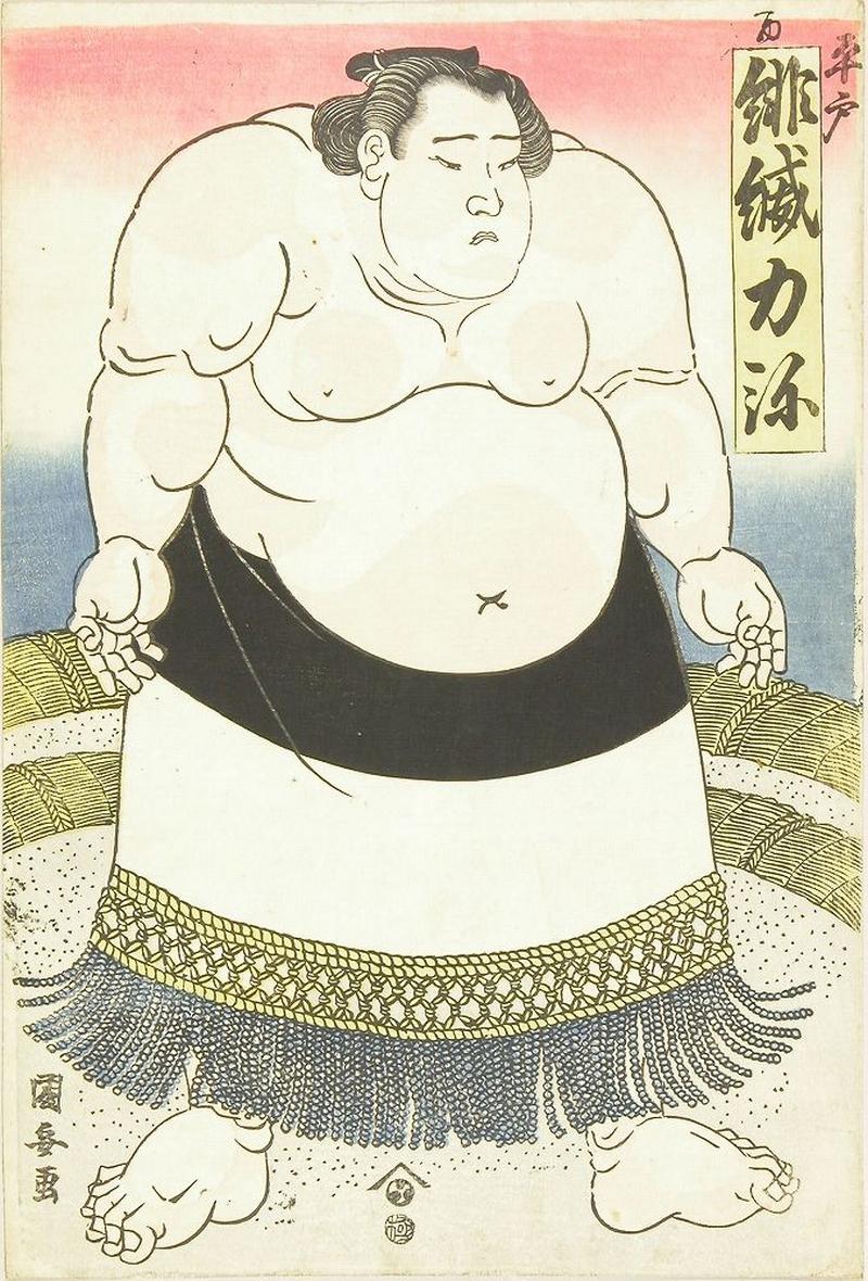 Онлайн-архив с 213 000 прекрасных японских гравюр с 1700-х по 1950-е  13