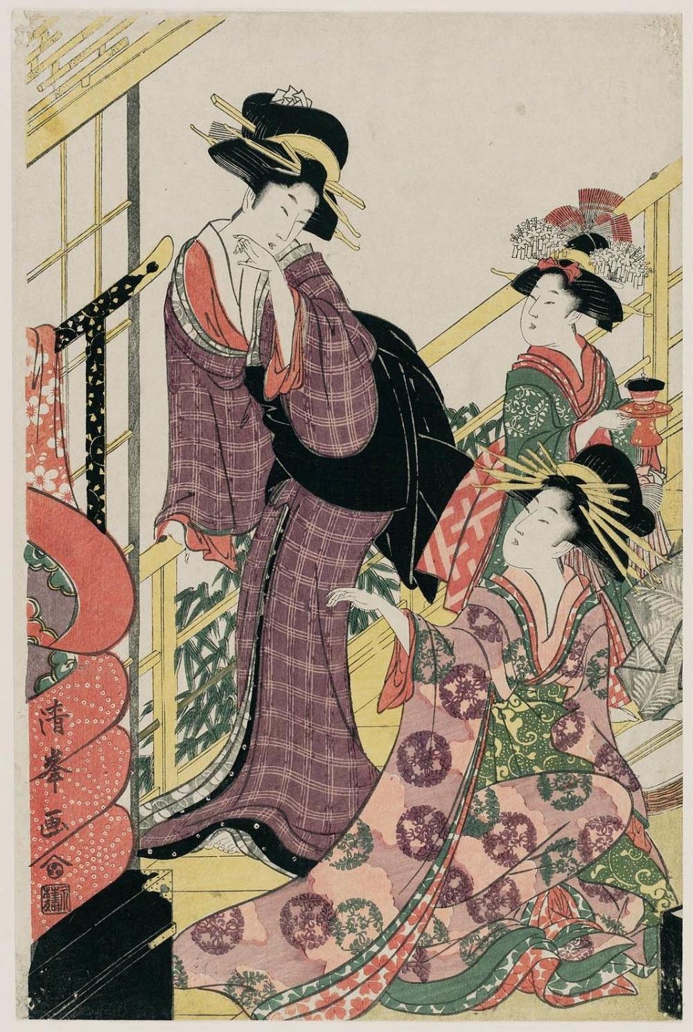 Онлайн-архив с 213 000 прекрасных японских гравюр с 1700-х по 1950-е 6