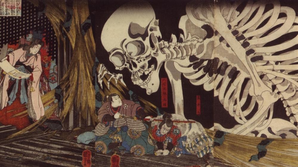 Онлайн-архив японских гравюр 9