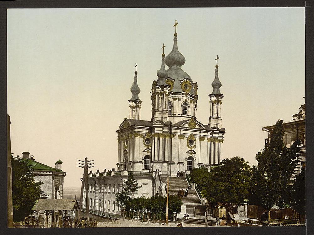 Andreevskaia tcerkov Kiev