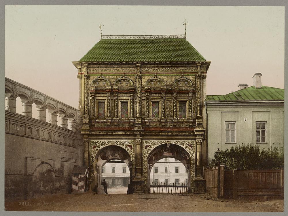 Krutitckie vorota moskva
