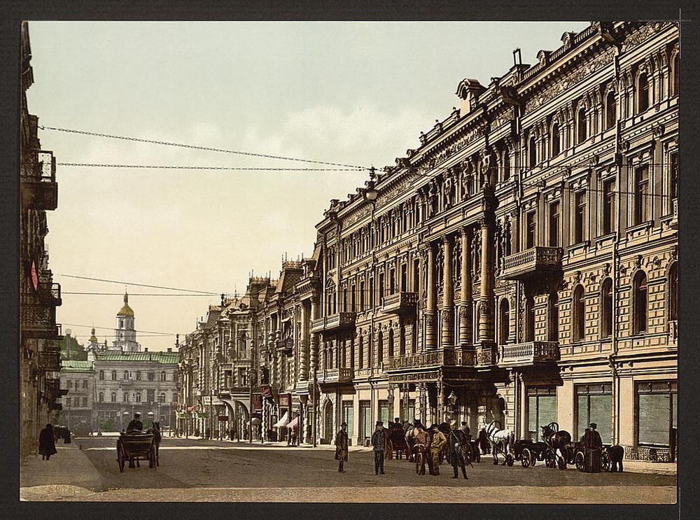 Nikolaevskaia ulitca Kiev