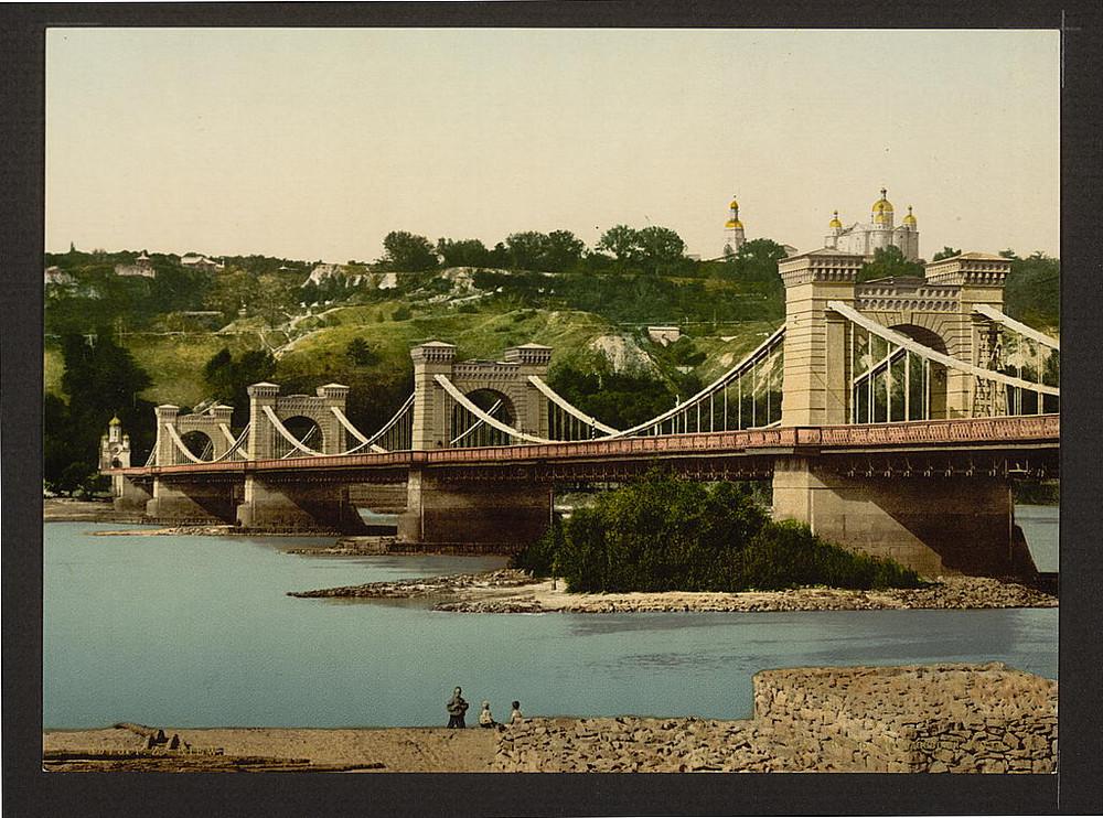 Nikolskii most Kiev