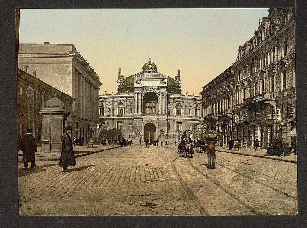 Odessa rishelevskay