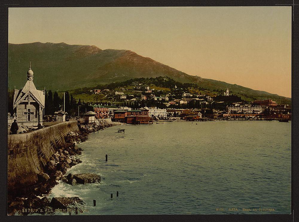 Ot bulvara Ialta