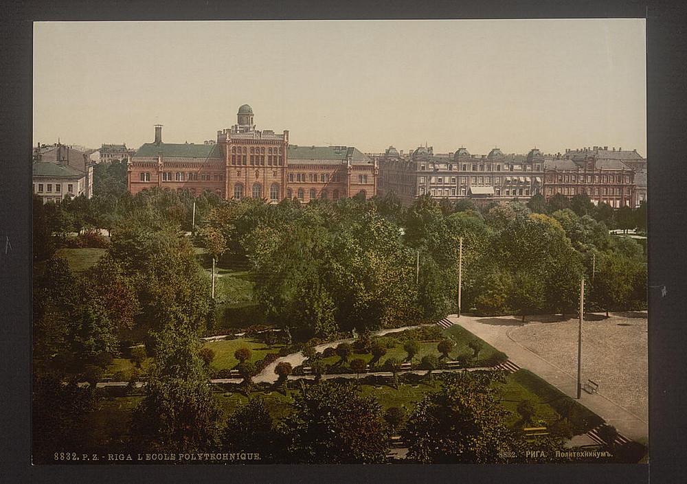 Rizhskii Politekhnicheskii institut
