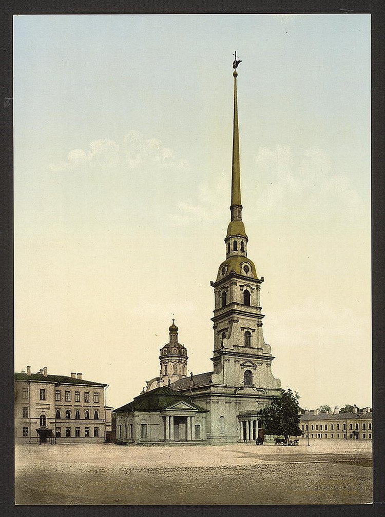 Sobor apostolov Petra i Pavla Sankt-Peterburg