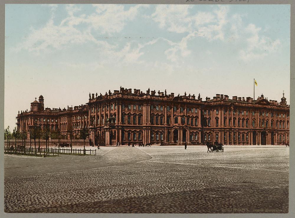 Zimnii dvoretc Sankt-Peterburg