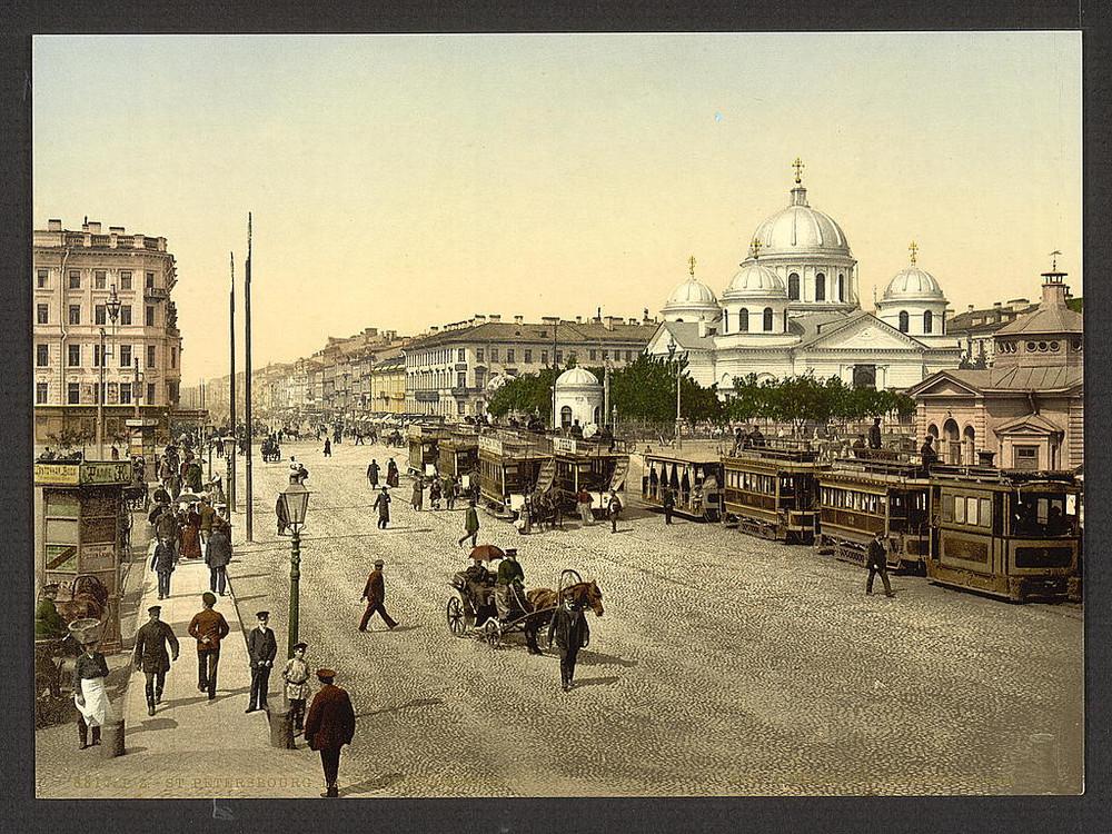 Znamenskii Sankt-Peterburg