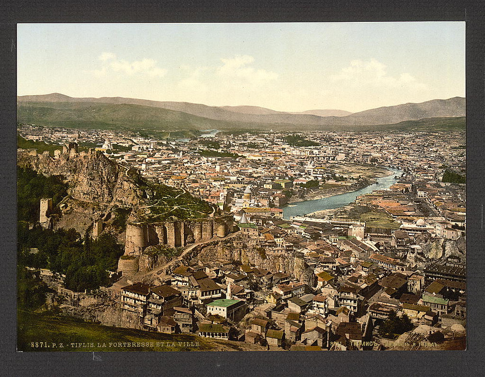 krepost Tiflis