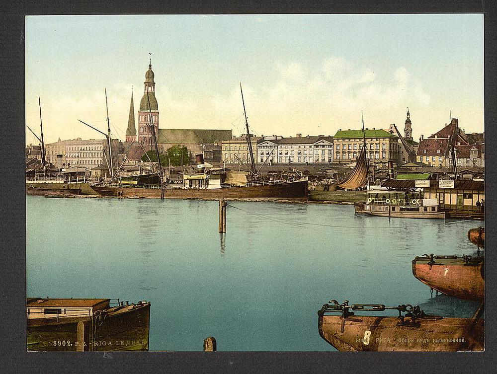 naberezhnoi Riga