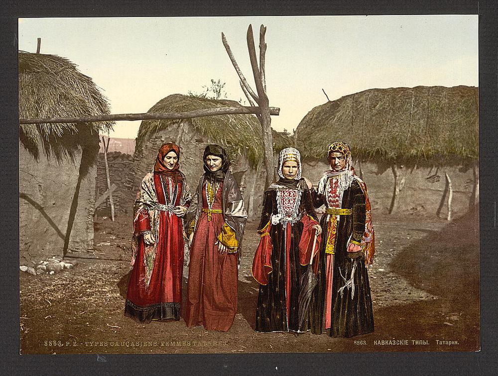 zhenshchiny Kavkaza Rossia