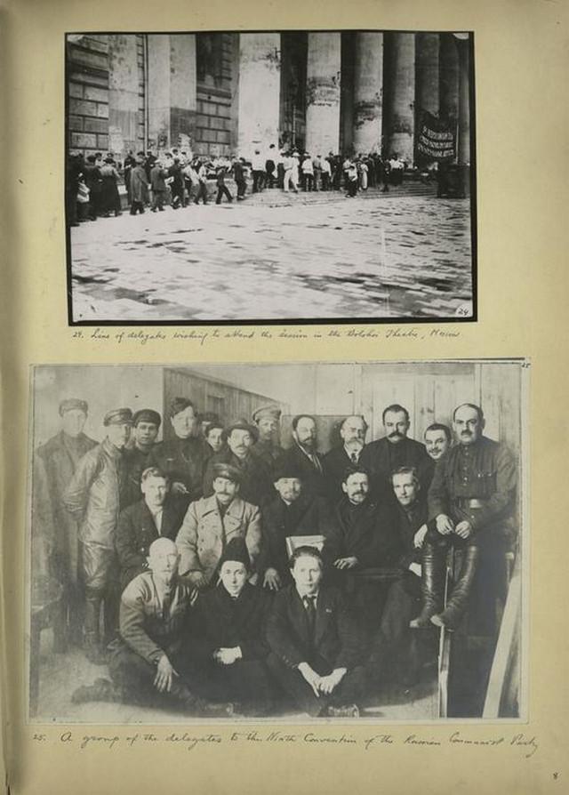 Советская Россия в первые годы своего существования – 94 фотографии 15
