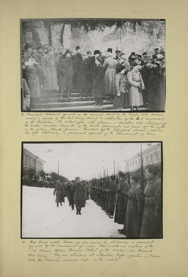 Советская Россия в первые годы своего существования – 94 фотографии 23