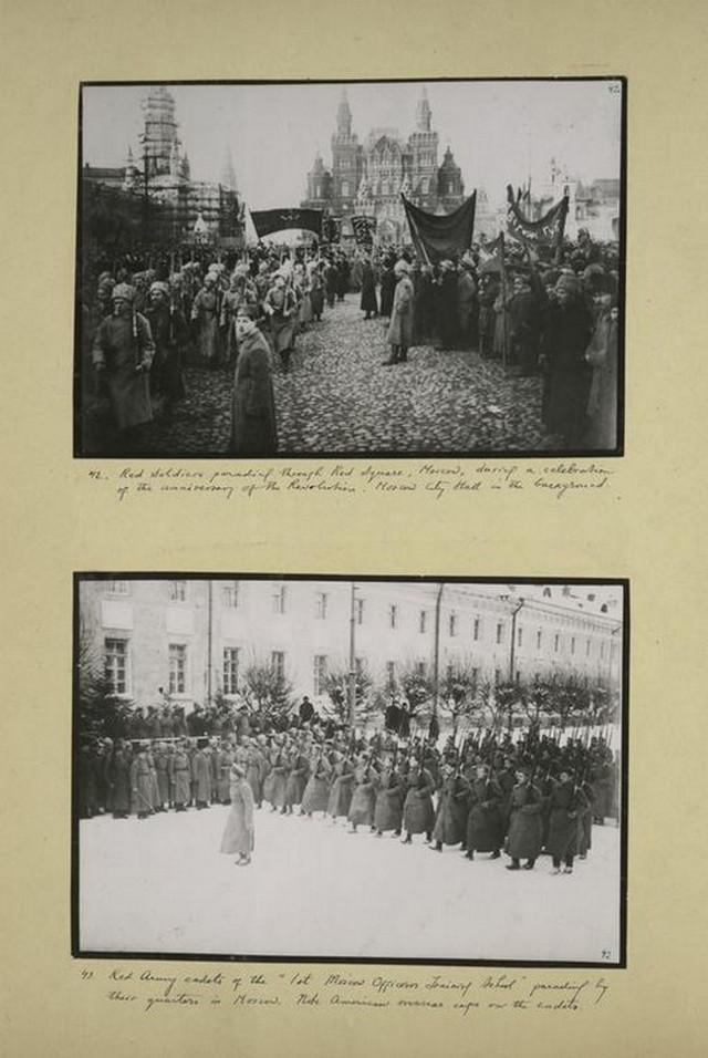 Советская Россия в первые годы своего существования – 94 фотографии 24