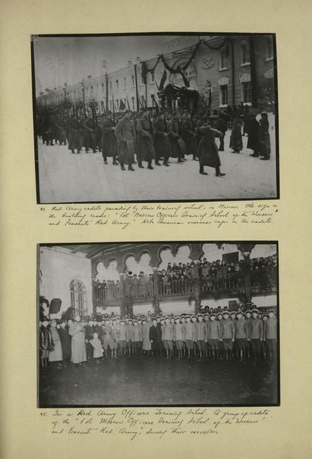 Советская Россия в первые годы своего существования – 94 фотографии 25
