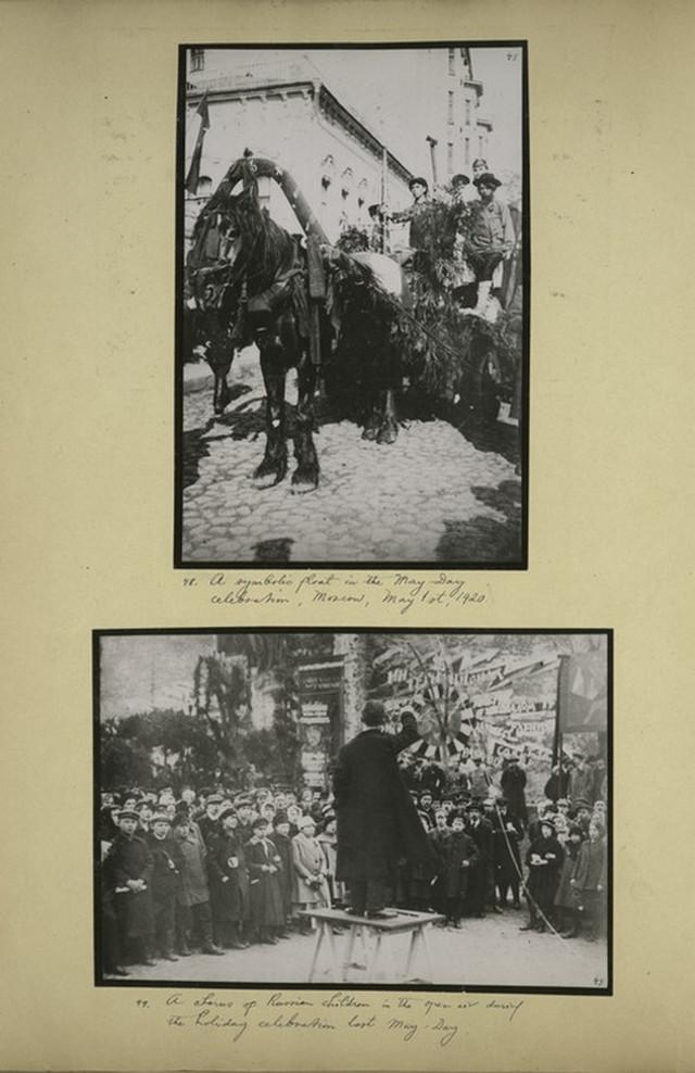 Советская Россия в первые годы своего существования – 94 фотографии 28