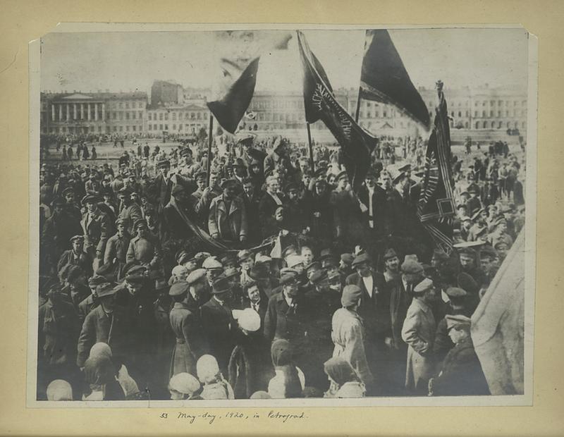 Советская Россия в первые годы своего существования – 94 фотографии 30