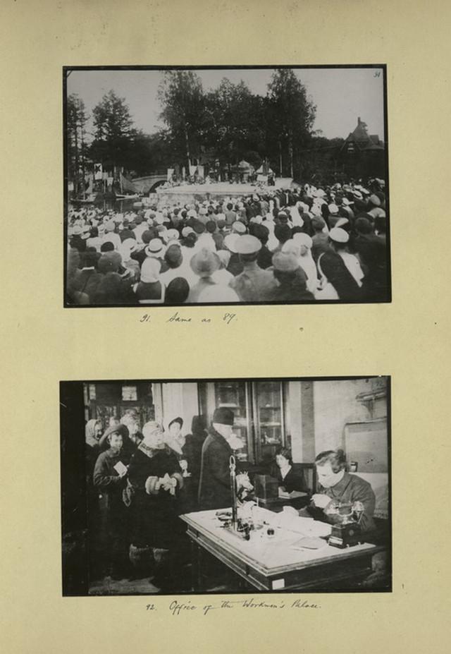 Советская Россия в первые годы своего существования – 94 фотографии 47