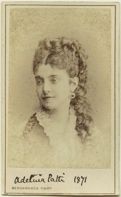 19-й век: балерины и монархи в фотографиях Карла Бергамаско  28