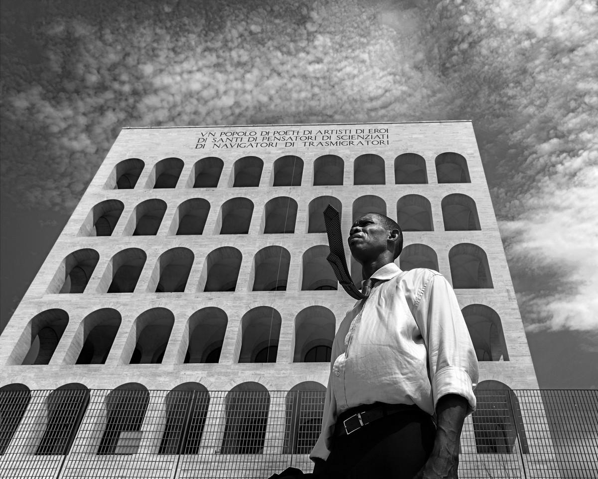 Победители фотоконкурса Black &White International Award Rome  1