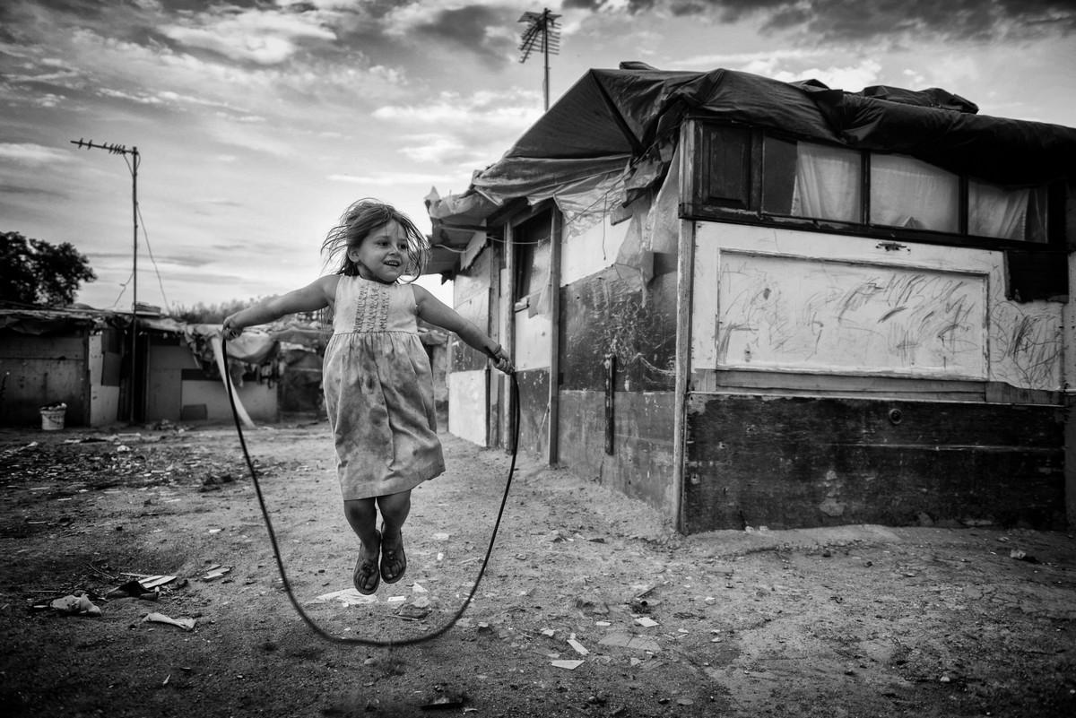 Победители фотоконкурса Black &White International Award Rome  22