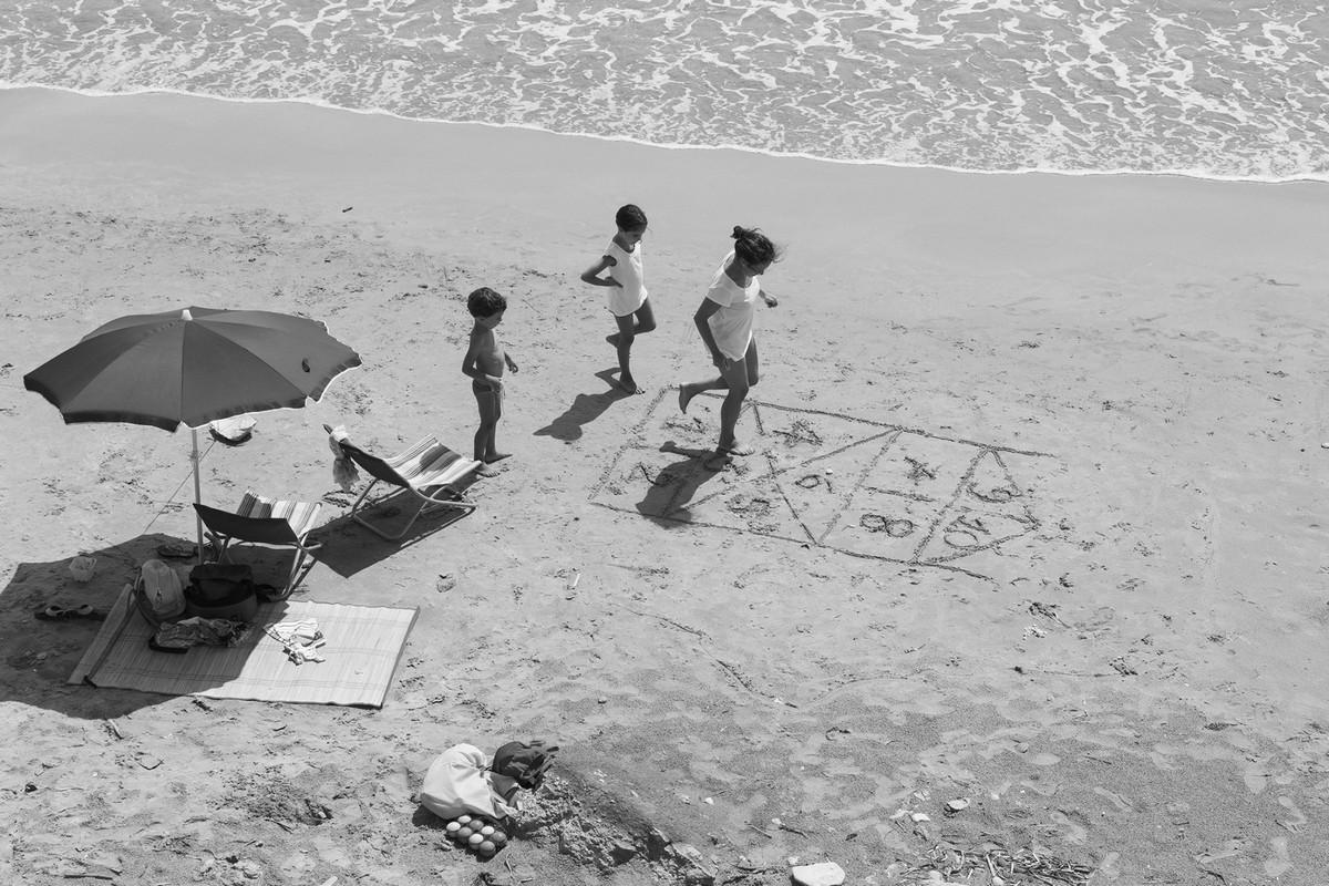 Победители фотоконкурса Black &White International Award Rome  40