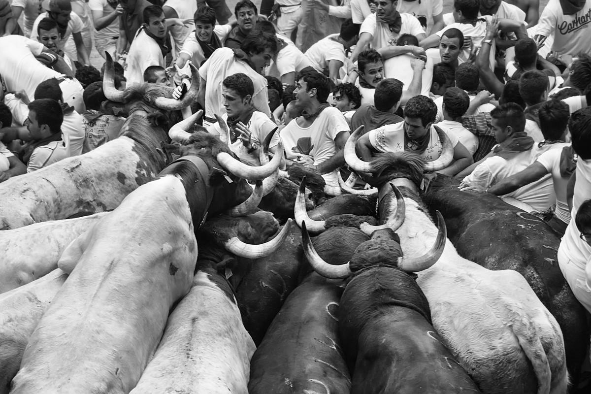 Победители фотоконкурса Black &White International Award Rome  47