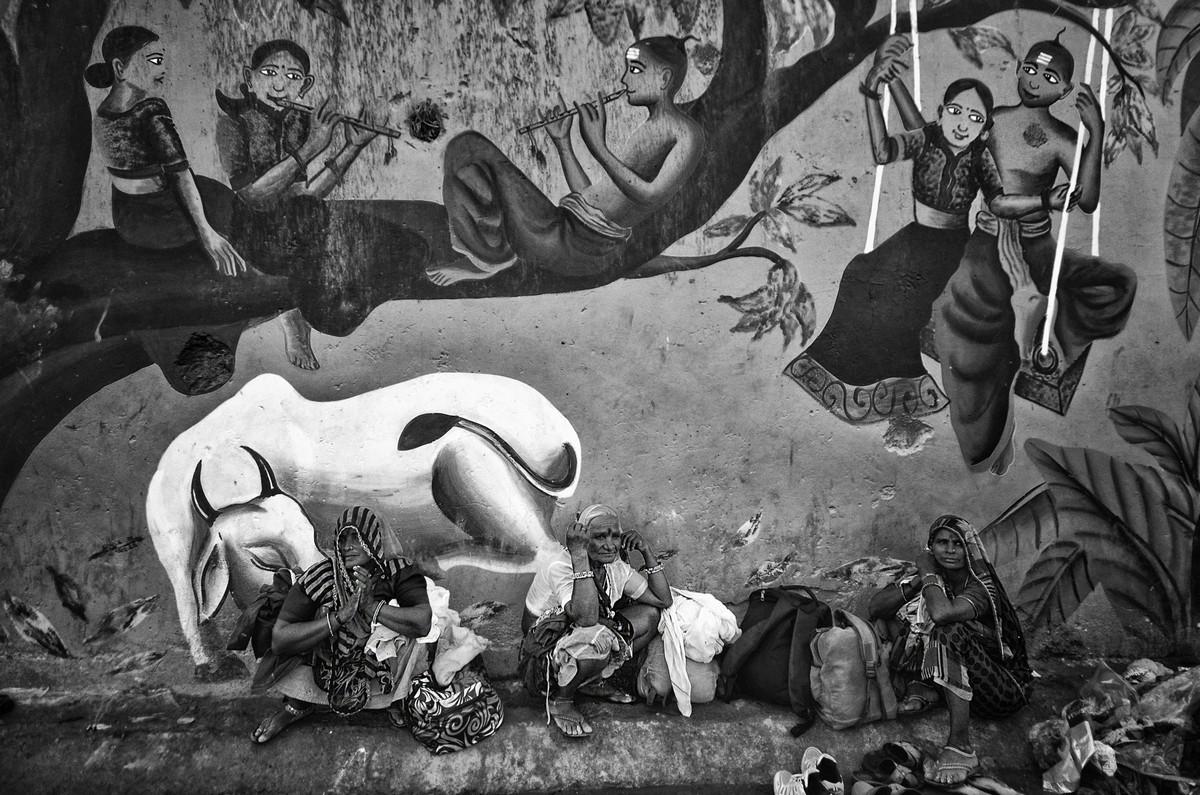 Победители фотоконкурса Black &White International Award Rome  49