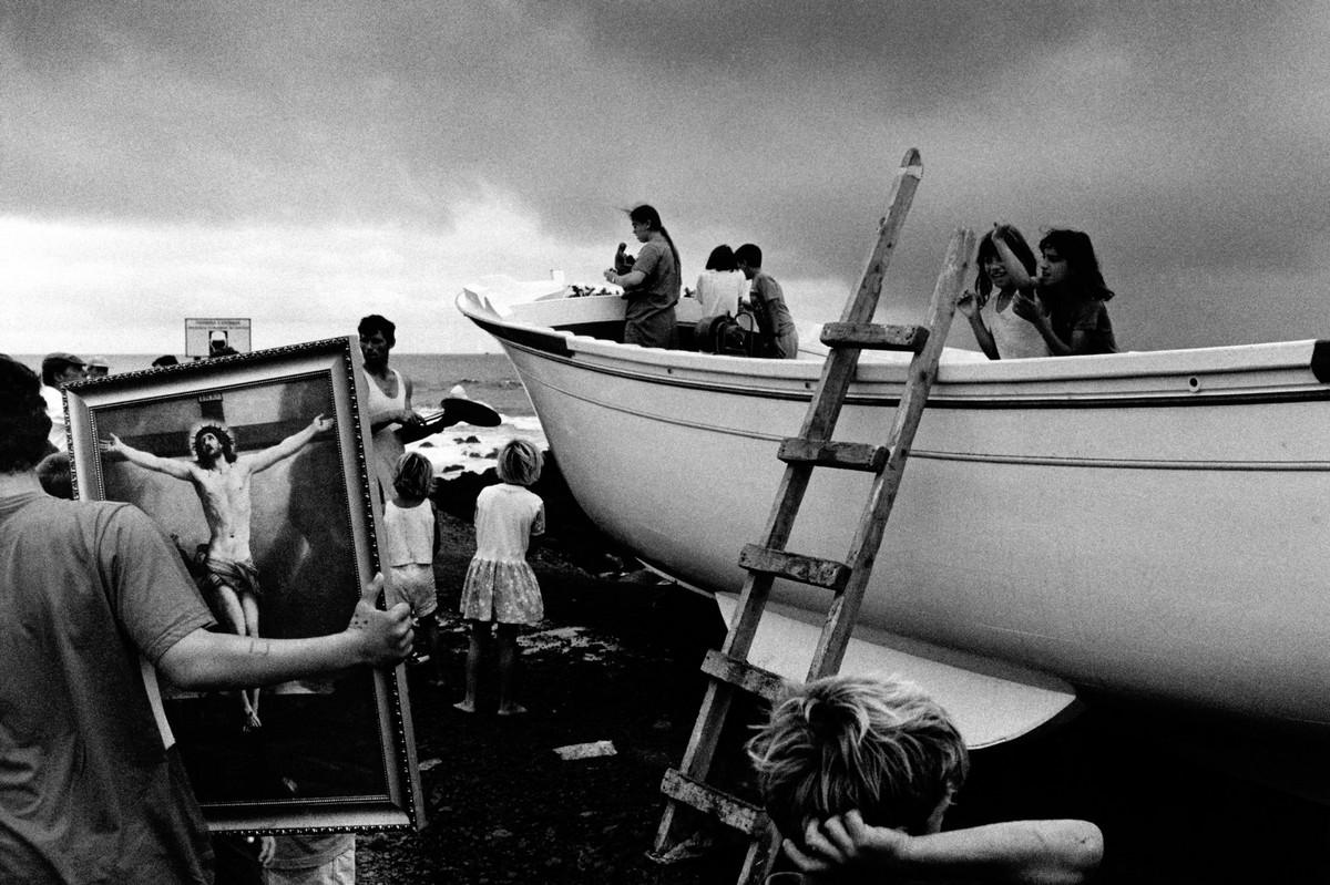 Победители фотоконкурса Black &White International Award Rome  5