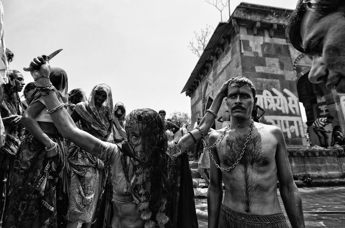 Победители фотоконкурса Black &White International Award Rome  50