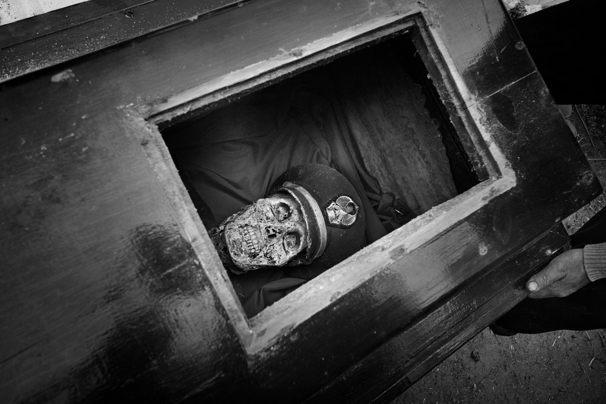 Победители фотоконкурса Black &White International Award Rome  51